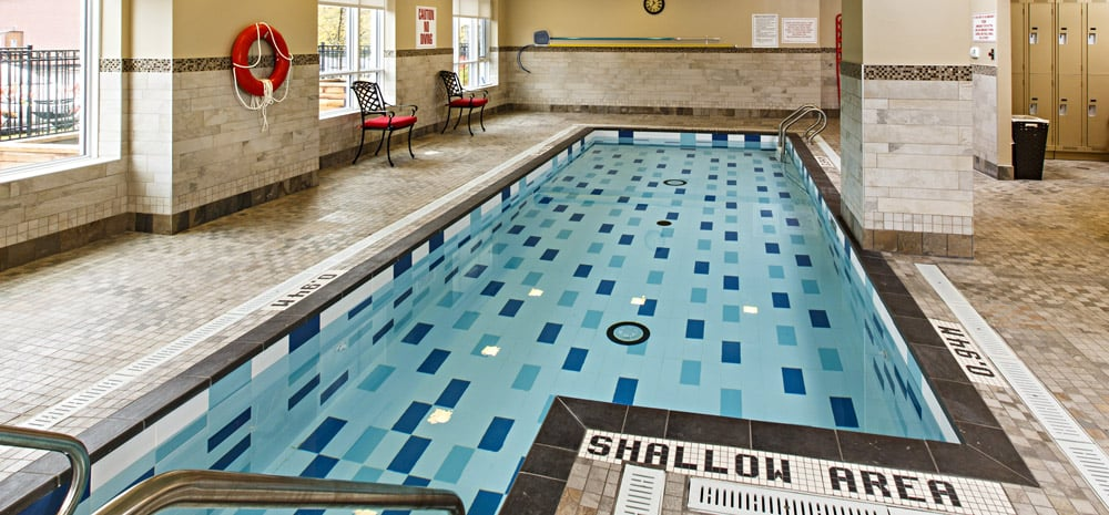 Pool at Calingwood Retirement Community
